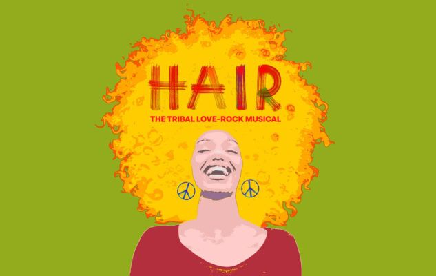 HAIR The Tribal Love-Rock Musical